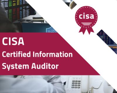 Formation CISA en E-learning