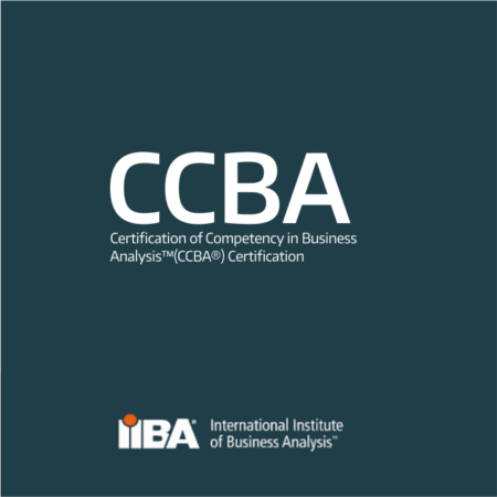CCBA® Certification Training