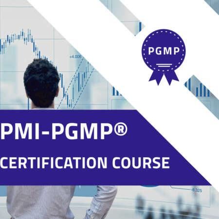 PMI-PgMP® Certification Training
