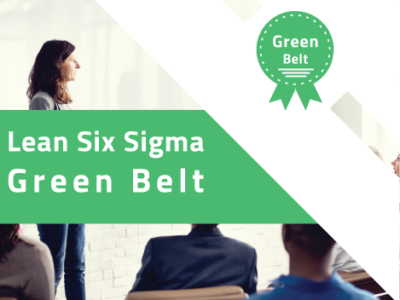 Formation à la certification Lean Six Sigma Green Belt
