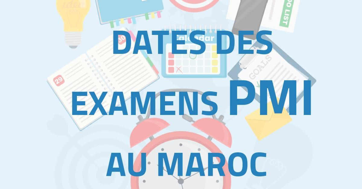 examens pmi