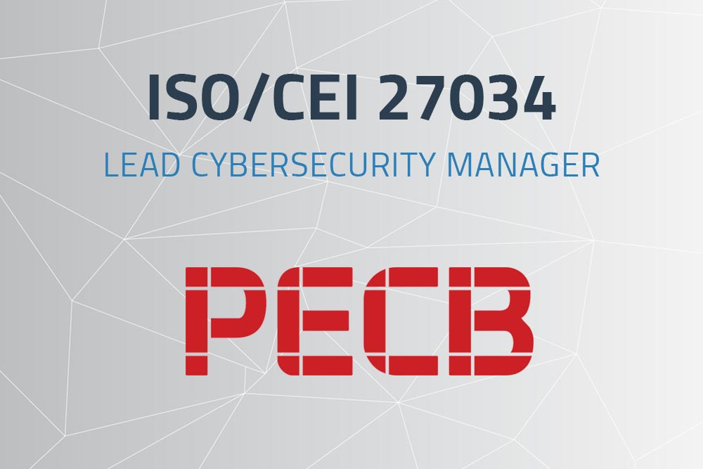 ISO/CEI 27034 Lead Implementer