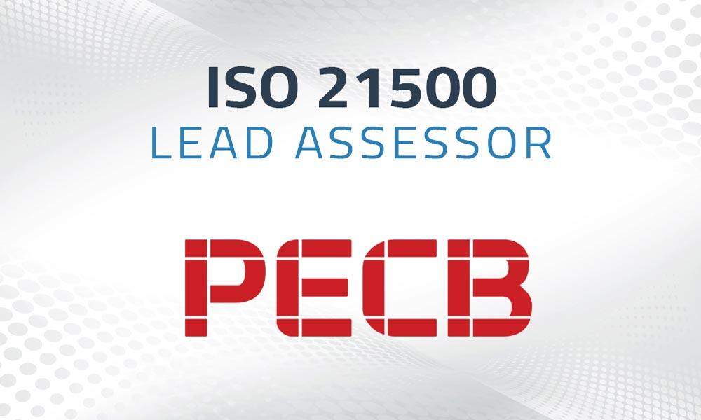 iso 21500 lead assessor