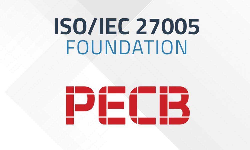 iso 27005 foundation
