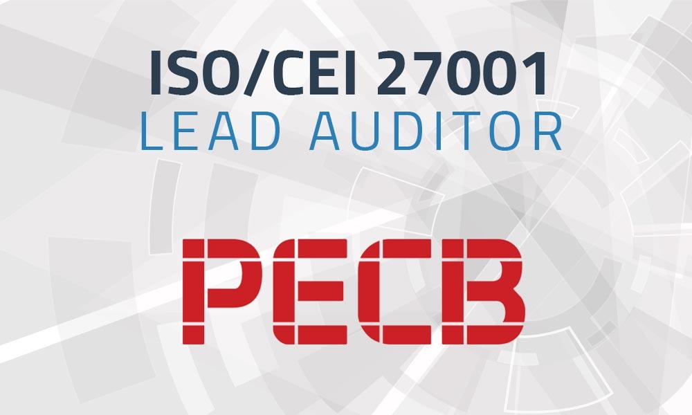 ISO/CEI 27001 Lead Auditor