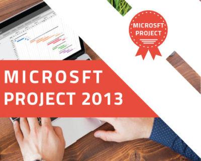 Formation de certification Microsoft Project 2013