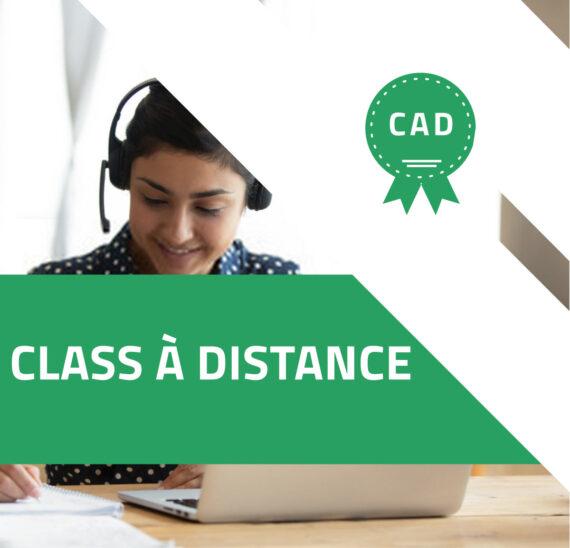 classe à distance