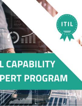 ITIL Capability Expert Program